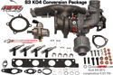 Billede af APR Audi A4 B7 2.0T FSI Longitudinal S3 K04 Conversion Package