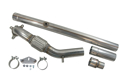"Billede af USP 3"" Stainless Steel 1.8/2.0 TFSI/TSI CC/Passat Downpipe-Catless"
