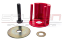 Billede af Spulen Dog Bone Engine Mount Insert Kit (Street) 2005-2008