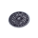 Billede af BFI Black Stainless Crest Coin for Heavy Weight Shift Knobs
