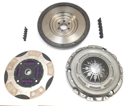 Billede af RTS -SINGLE MASS FLYWHEEL AND TWIN FRICTION CLUTCH KIT EA113